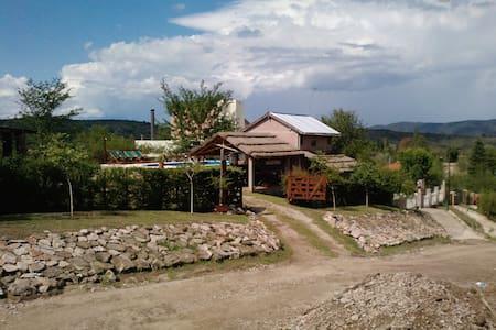 Cabañas Samana Huasi en Mayu Sumaj - Villa Icho Cruz - Natuur/eco-lodge