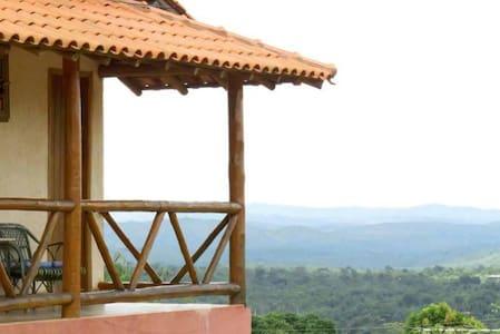 Casa com linda vista na Serra Do Cipó.