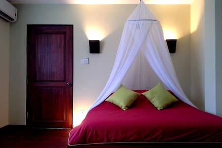 Samadhana Inn -  Double bed Room No.4