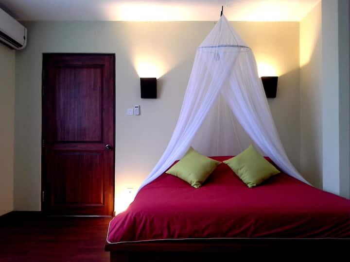 Samadhana Inn -  Double bed Room No.4