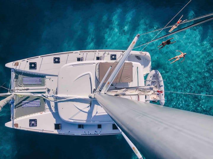 GypsyDjango - Ionian Islands by Luxury Catamaran