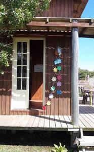Bienvenido a tu casa de veraneo - Blockhütte