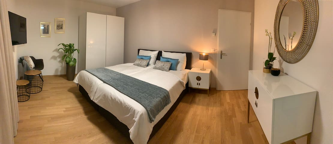 Near ZRH Airport, comfy stay for you and your car