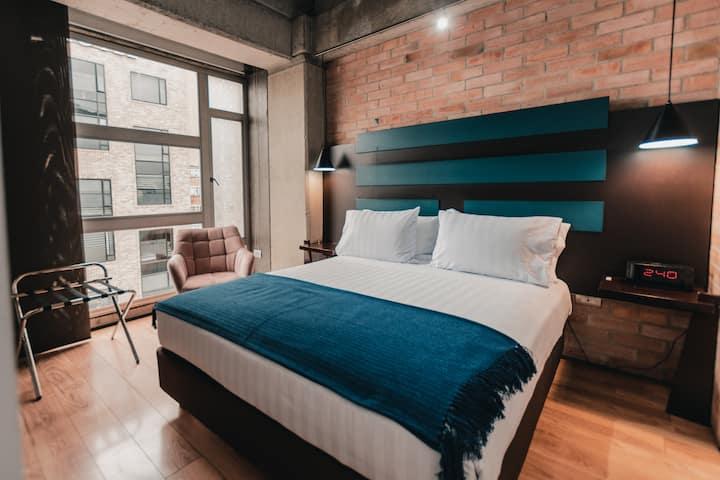 Apartamentos 5 Elementos - Studio Doble