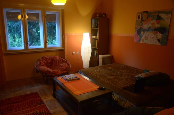 Quiet room in a city - Subotica - บ้าน