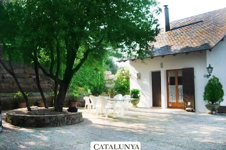 Villa Sallent for 5 people, only 35km from Barcelona and the beach - Barcelona Region
