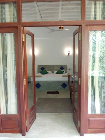 AC - Double room with Balcony