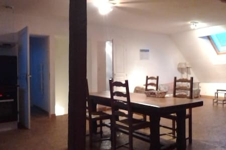 Appartement très tranquille