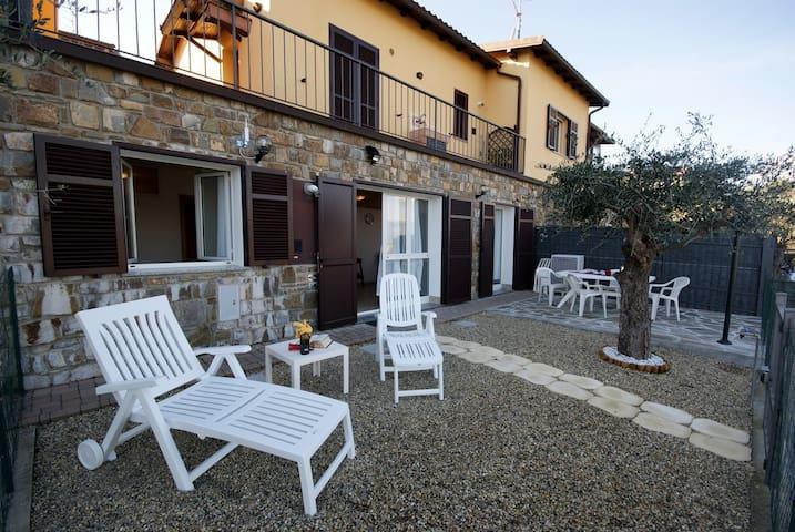 New apartment with terrace | Ap05 - Poggi - Apartment
