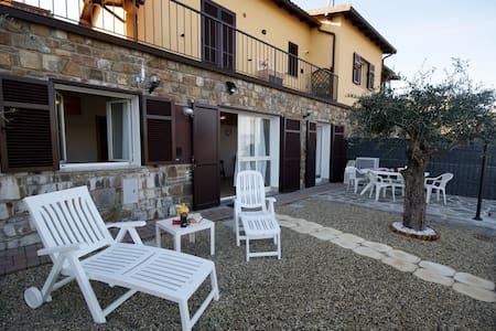 New apartment with terrace | Ap05 - Poggi - Huoneisto