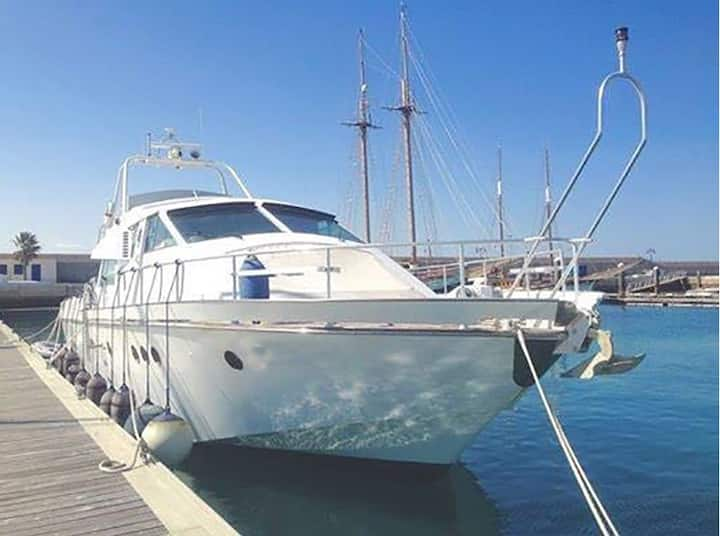 Sirio Boat & Bed - Tenerife
