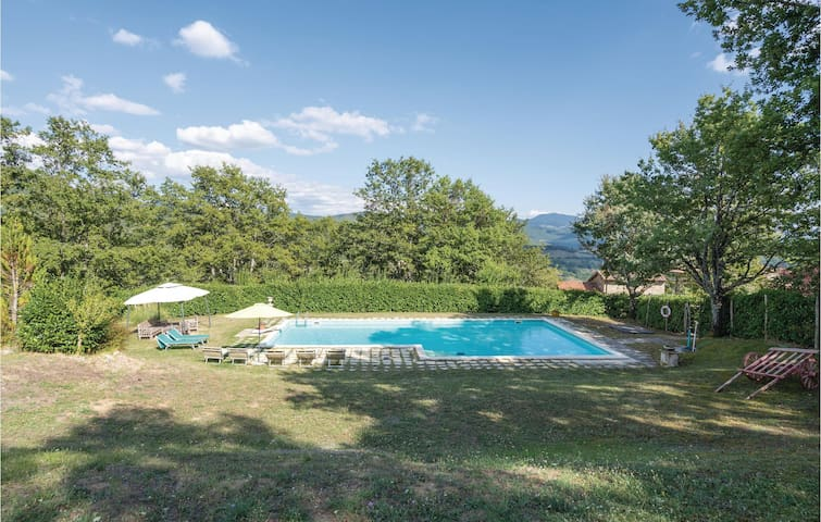 Holiday cottage with 2 bedrooms on 120m² in Pieve S. Stefano AR