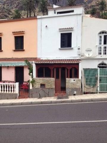 Casa/House Valle Gran Rey La Gomera