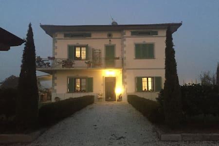 Comodo attico Pistoia Firenze Prato - Quarrata - Apartament