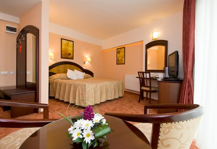 Luxury nest in the heart of Brasov