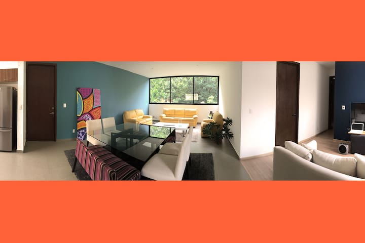 NEW Apartment for Travellers! - Del Valle Norte - Apartemen
