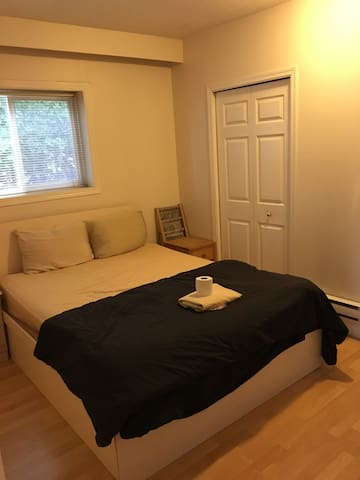Private room wd1 Metrotown Burnaby - Burnaby