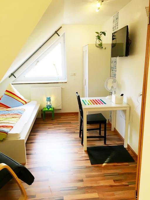 kleine wohnung f r 1 person modern und neu wohnungen zur miete in krumbach schwaben bayern. Black Bedroom Furniture Sets. Home Design Ideas