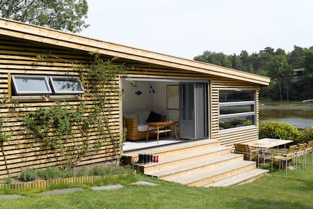 Seafront modern cabin in beautiful archipelago - Nøtterøy