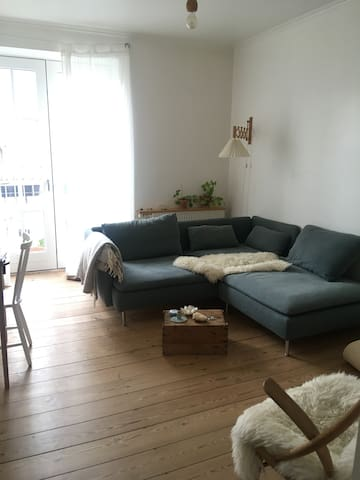 Cosy apartment located in lovely Frederiksbjerg