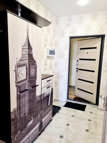 Смарт апартаменты
