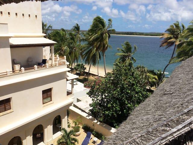 Faraha House, Shela Beach, Lamu - Shela - Lakás