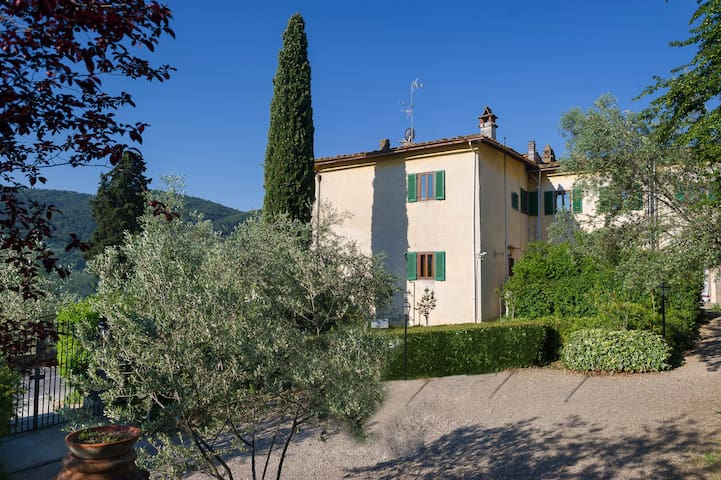 Flat in Villa on Florence Hills - Bagno A Ripoli - Apartment