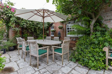 Special offer B&B double/twin room Isle of Wight. - Newport - Maison