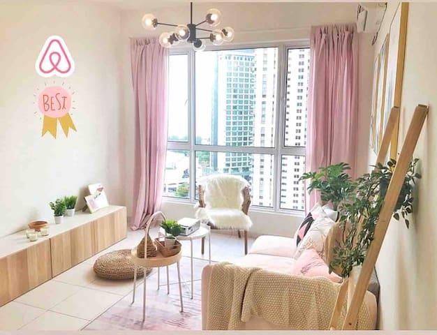 💕Seaview Romantic 3BRs Holiday Home 💕三房式海景度假屋