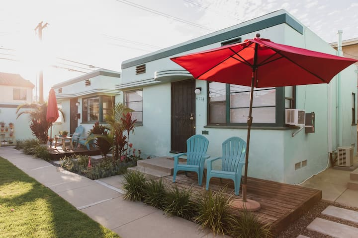 Add 30% OFF/ Month - Private Cottage - North Park