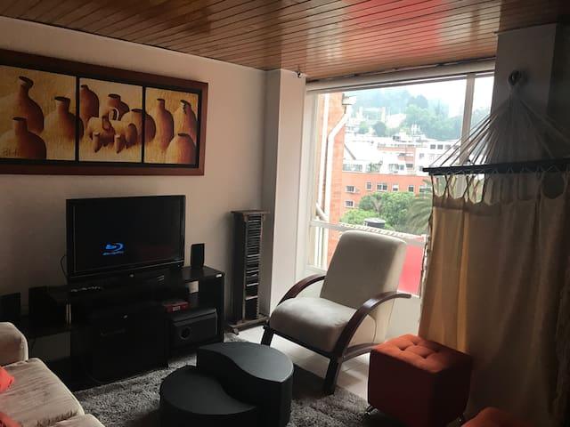 Hospedaje centro histórico Bogotá