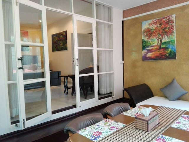 Family two bedroom suite: River Kwai Hideaway