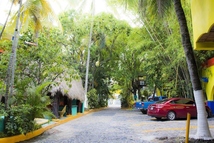 Hotel en Guayabitos, confortable - Rincon de Guayabitos, Nayarit - Lägenhet
