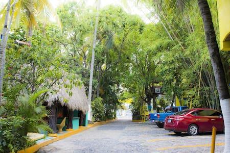 Hotel en Guayabitos, confortable - Apartemen