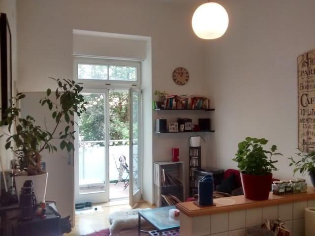 Altbauwohnung in zentraler Lage! - Graz