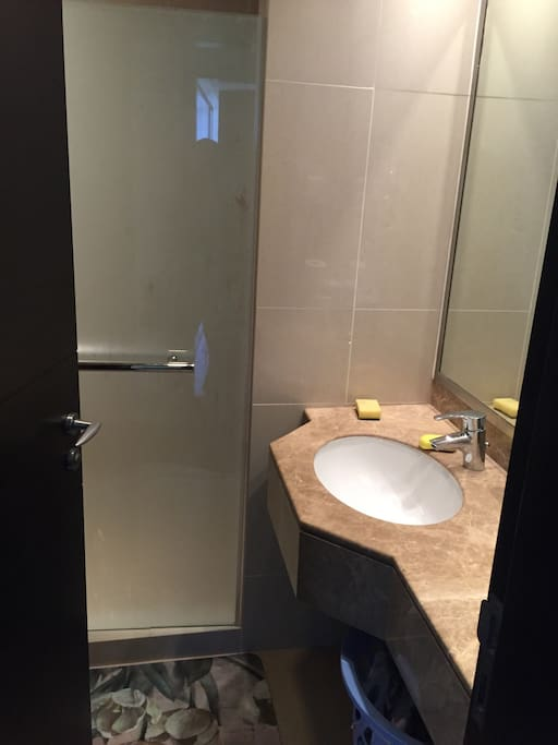 1st bathroom.
