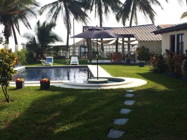 Rento casa de Playa - Cangrejera  - Dům