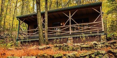 Cozy Appalachian Trail Cottage