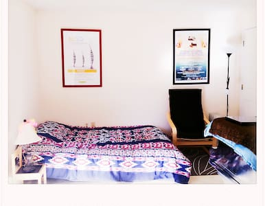 Full privacy! A cozy studio with private bathroom - Parkville - Maison
