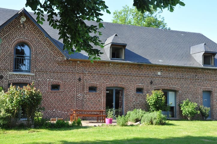 Charming cottage for 8 people 15km from Rouen