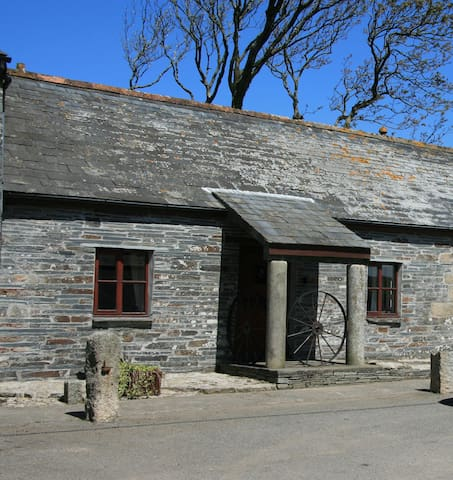 Cosy farm cottage, near Port Isaac/ Doc Martin - Saint Teath - Apartment