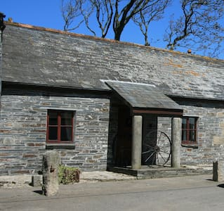 Cosy farm cottage, near Port Isaac/ Doc Martin - Saint Teath - Apartemen