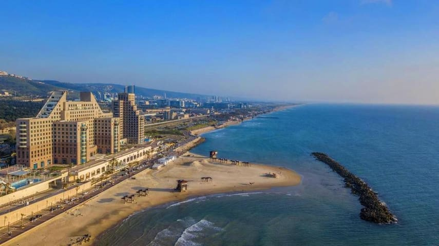 Haifa Almog VIP Hotel Sea View Apartments