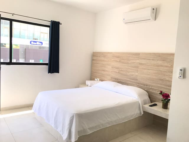 Loft in the heart of Cancun, all services walking