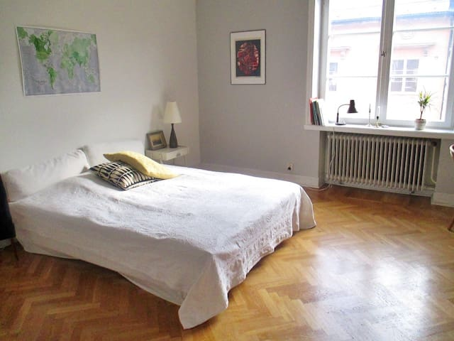 Cozy apt at best address in Malmö - Malmö - Appartement