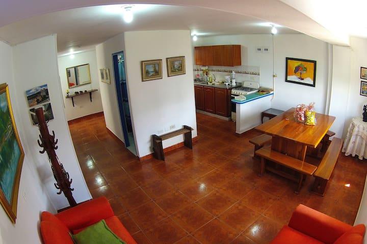 Apartamento en Guatapé - Guatapé - Byt
