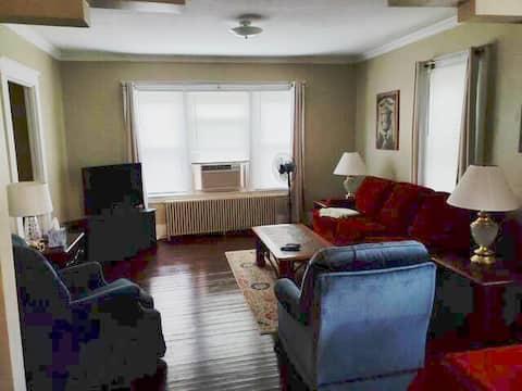 Riverfront Apartment Unit #1