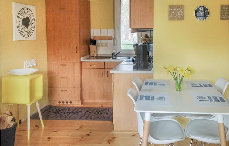 Holiday cottage with 2 bedrooms on 45 m² in Ueckermünde