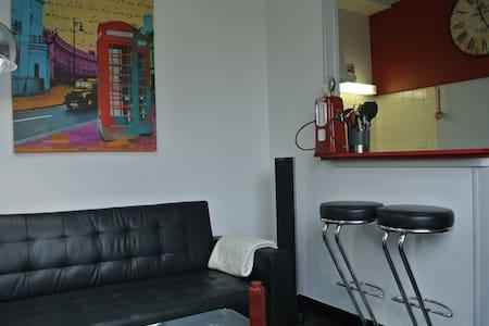 Bel appartement vintage avec jardin - Pessac