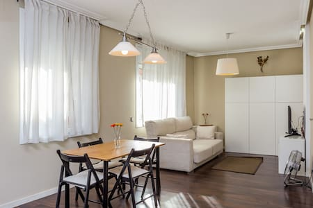 Apartment for couples and professionals - Cornellà de Llobregat